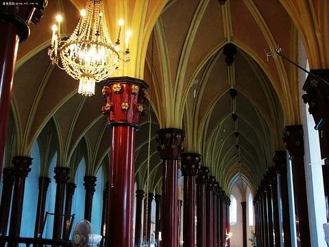 南岗子天主教堂