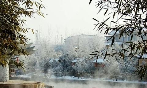 龙脉温泉旅游景点图片