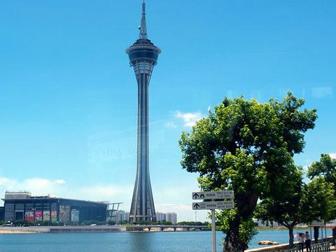 澳门旅游观光塔旅游景点图片