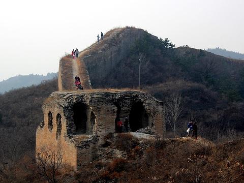古北口长城旅游景点图片