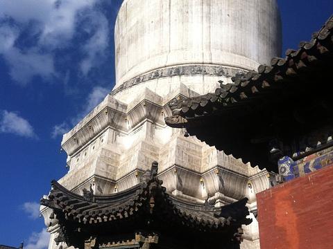 塔院寺旅游景点图片