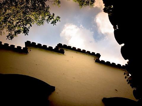 清凉山公园旅游景点图片