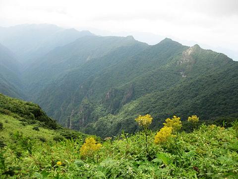 梵净山旅游景点图片