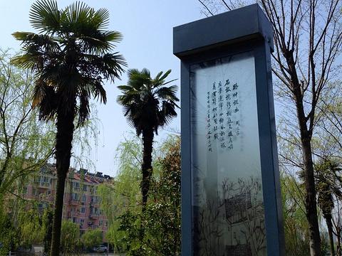 徐志摩故居的图片