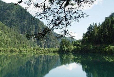不老湖风景区