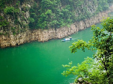 巫山小三峡旅游景点图片