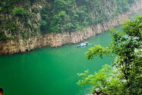 巫山小三峡