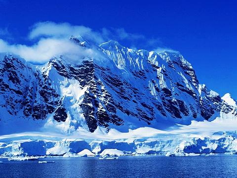 西岭雪山的图片