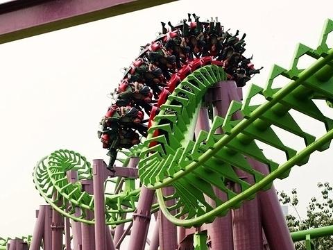石景山游乐园旅游景点图片