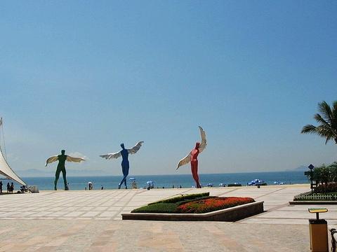 大梅沙旅游景点图片