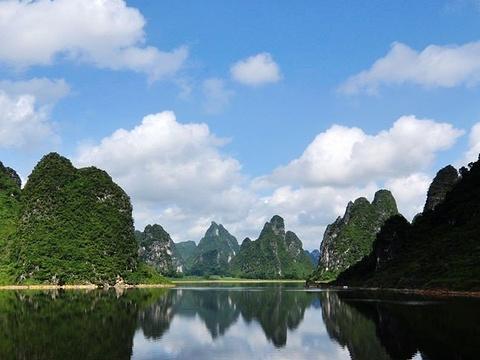 金龙湖旅游景点图片